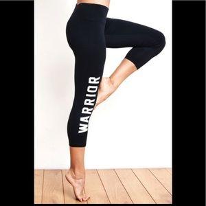 Spiritual Gangster yoga crop leggings